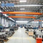 Outdoor Light Duty Bridge Crane , Railway Lifting Equipment 5 Ton Overhead Crane