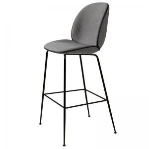 Quality Beetle Stool Modern Bar Chairs Stainless Steel Powder Coated With  Conical Legs For Sale ...