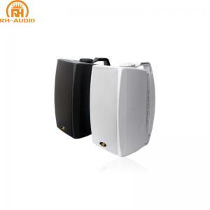 China RH-AUDIO Speaker Wall Mount With 30W 100V PA Speakers on sale