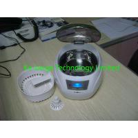 Digital Jewelry Ultrasound Cleaners Supersonic Cleaning Machine For Eyeglasses
