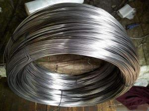 China Galvanized Iron Binding Wire / Stainless Steel Flat Wire Black Annealed Baling on sale