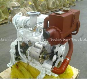 China Genuine 4BTA3.9-GM47 Marine Auxiliary Power Motor Dcec Cummings Marine Diesel Engine / Generator with CCS Certificates on sale