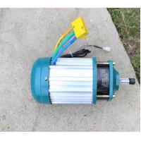 Electric Motors 1500W / Electric Car Motor Parts For Vehicles WITH CCC Certification