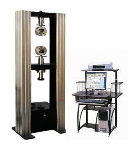 China High Configuration Gate Electronic Universal Testing Machine, Non Destructive Testing Equipment on sale