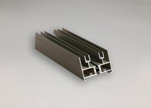 China Oxidation Resistance Anodized Aluminum Profiles ISO9001 , ISO14001 Approve on sale