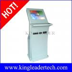 15 17 internet kiosks Design with note acceptor,cardreader,thermal printer