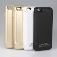 "Iphone 6 4.7"" 3500mAh Extended Battery Case  With LED Indicate"