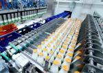 PE Bottle Small Scale Yogurt Processing EquipmentFull / Semi Auto Operation