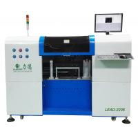 Inline Automatic smd led pick and place machine price for led lights manufacture machine