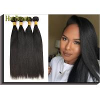 6A Original Virgin  Human Hair  Straight , Cut From Young Lady