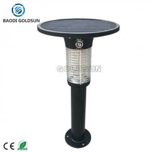 China Solar Powered LED Photocatalyst Mosquito Killer, Pest Killer Repellent UV Bug Zapper Lamp Fly Trap on sale