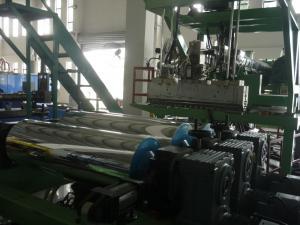 China Plastic sheet extrusion machine on sale