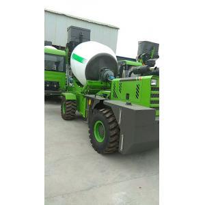 Quality 1.2 Cubic Meters Concrete Mixer Truck 55kw Quanchai 4B2-75m22 Engine for sale