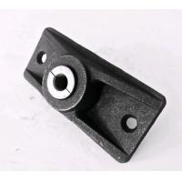 """0.5"""" Prestressed Concrete Cast Iron Unbonded Monostrand Anchorage Plate for Slab Post Tensioning"""