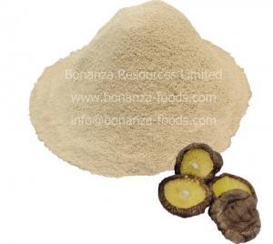 China Dehydrated Shitakii Mushroom Powder on sale
