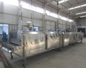 China cryogenic tunnel freezer/ liquid nitrogen freezer(-190C) on sale