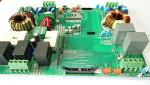 China IPC 2 SMT PCB Assembly Green Mask Standard Thickness , FR4 Quick Turn PCB Assembly on sale