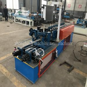 China Metal Stud And Track Roll Forming Machine For Light Gauge Steel Villa on sale