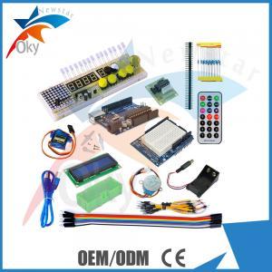China 830 points Breadboard Starter Kit For Arduino IR Mini Remote Control Arduino Starter Kits on sale