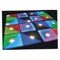 China 31 CH IP 33 led  dance floor with dmx512 intelligent lighting controller on sale