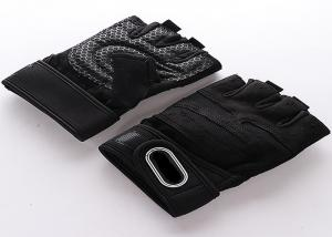 China Sport Safety Workout Hand Gloves 80 - 100 G For Exercise Training on sale
