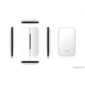 China 4G LTE MiFi Router Portable hotspot Mini WiFi Router with SIM Card slot on sale