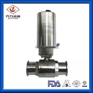 China Higher Efficiency Threaded End Ball Valve Elegant Design  Tri Clamp Ball Valve on sale