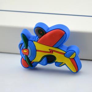 China Airplane Kids Cartoon Bedroom Furniture & Soft Plastic Knob Drawer on sale