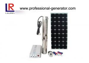 China DC48V Solar Water Pump 3HP Solar Submersible Pumps on sale
