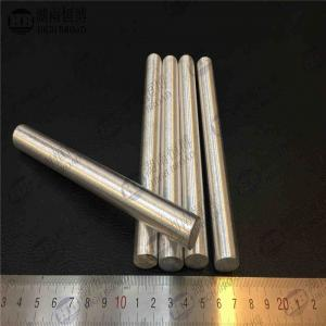 China Mg Cell Magnesium Billet , Magnesium Alloy Products Rod / Foil / Sheet , Pure magnesium rod on sale