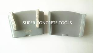 China HTC S Seg Metal Bond Diamond Grinding Tools For Concrete Grinding and polishing on sale