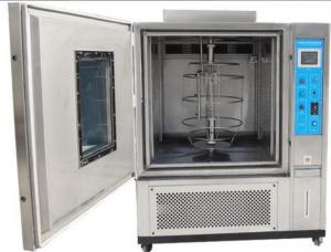 China +10°C~+70°C Solar Radiation UVA UVB Xenon Lamp Exposure Aging Test Chamber for Paint on sale
