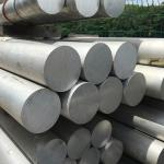 Professional  6063 T5 Aluminum Round Stock , Aluminium Solid Bar 170 Yield