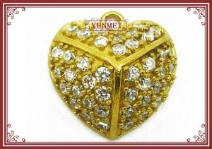 China custom jewelry charms pendant fashion jewelry on sale