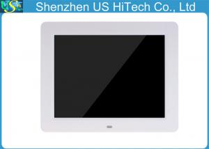 China IR Remote Control Multi - Media LCD Digital Photo Frame With Music / Movie Player on sale
