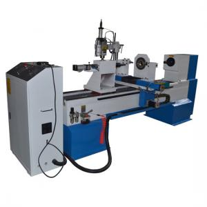 China Computer control cnc wood-lathes max. working length customized on sale