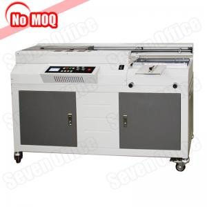 China 3 years warranty electric High speed perfect binding machine manufacturer binder on sale