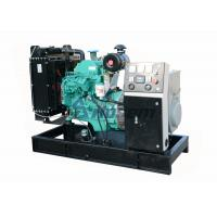 China 30kva Cummins Soundproof Industrial Generator Set on sale
