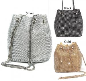 China Purses Wholsales--Women's Evening Clutch Bag Diamonds Wedding Purse Carrying Party Sling Bag from China Supplier on sale