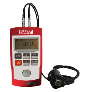 China SGS Lcd Sa40 Digital Ultrasonic Wall Thickness Gauge on sale