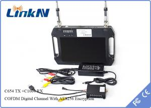 China NLOS 5KM LOS 20KM Hexrcopter Quadcopter UAV Video Transmitter 300MHz - 2.7Ghz on sale