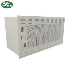 China Large air volume 40CMM BFU powder coating steel blower filter unit hepa filter box on sale