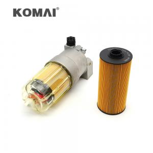 China P502424 Use For Sunward XCMG XGMA Isuzu Engine Fuel Filter Water Separator Assy Assembly on sale