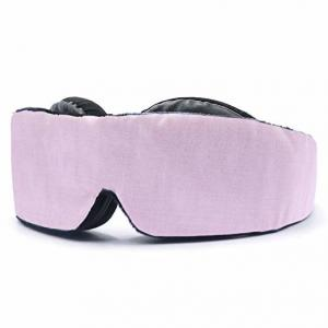 China Luxury Adjustable Eye Mask / Light Blocking Eye Cover Sleep Mask For Kids on sale