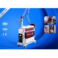 High Power Tattoo Removing Equipment , Q Switched Nd Yag Laser Machine With PTP MLA Mode