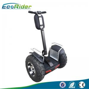China Eco - Rider Electric Scooter Segway 72V 4000w Double LG Battery Self Balancing Scooter on sale