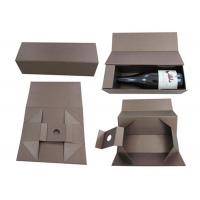 """Recyclable Birthday Single Bottle Wine Box 9.75"""" X 6.25"""" X 2.5"""" Inches"""