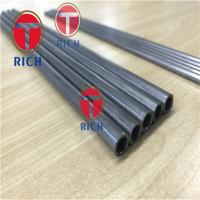 20# 45 O.D. 6 - 350mm Cold Drawn / Cold Rolled Precision Seamless Steel Tube