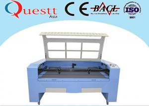 China Imported Lens CO2 Laser Engraving Machine For Stone Ceramic Tile Marble Granite 1.6x1M on sale