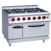 China Easy Operating Industrial Gas Electric Oven , Gas Cooktop With Electric Oven on sale